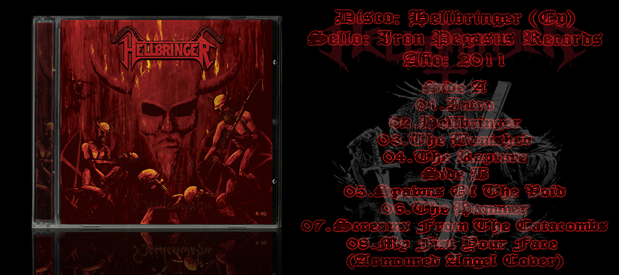 Hellbringer l Thrash/Speed Metal