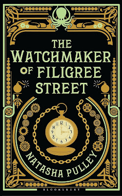 The Watchmaker of Filigree Street by Natasha Pulley book cover