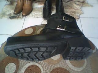 sepatu harley gaul