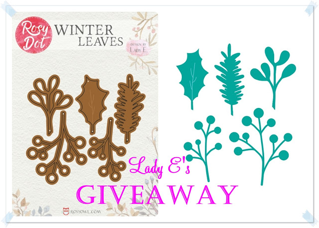 GIVEAWAY from Lady E до 17/11