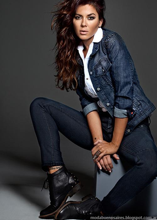Taverniti Jeans otoño invierno 2014. Moda otoño invierno 2014. Moda 2014.