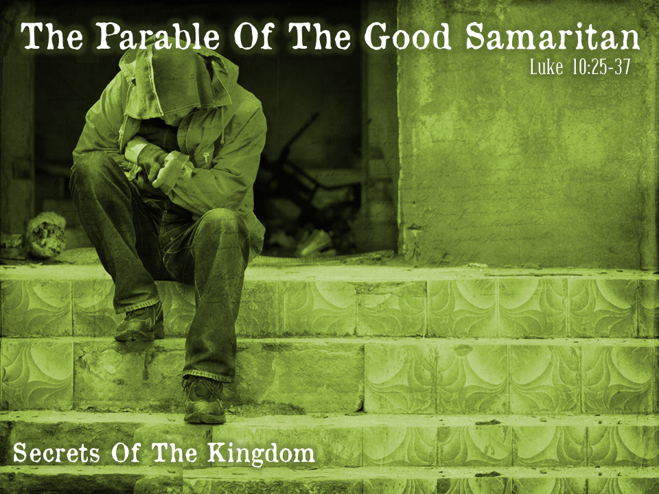 Parable of the good samaritan essay