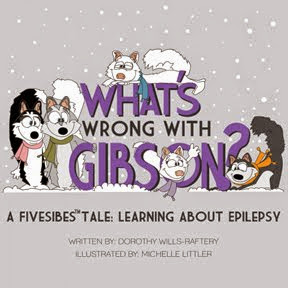 A Great Book for Teaching Children About Canine Epilepsy