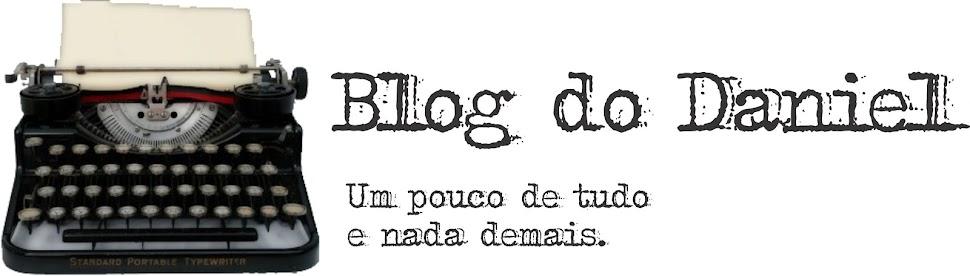 Blog do Daniel