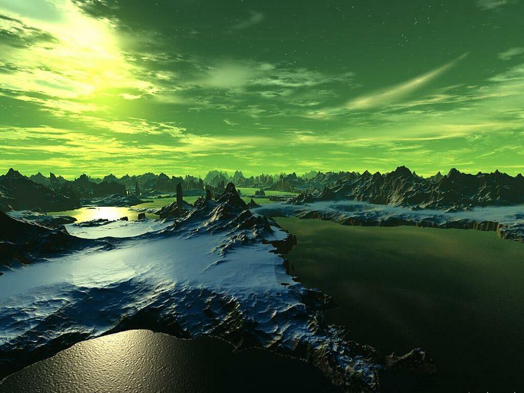 gif de paisajes: