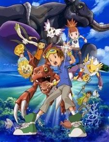 90animax Digimon Tamers: Boukensha-tachi no Tatakai Subtitle Indonesia
