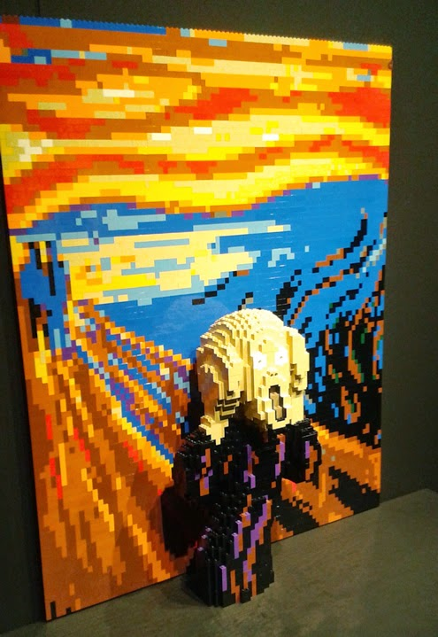 The Art of the Brick - Amsterdam Expo