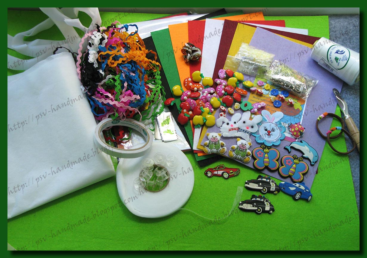 Совместные покупки - ленты, пуговицы, нашивки, флизелин, фетр, скотч, паутинка