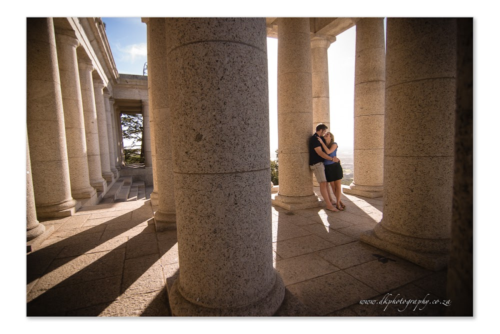 DK Photography Final+Slideshow-198 Ray & Don's Engagement Shoot in Muizenberg Beach & Rhodes Memorial  Cape Town Wedding photographer