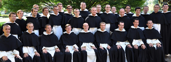 Novices 2010-2011 St. Joseph Province
