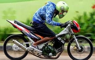 Berikut Bore up Satria F 150 Jadi 200 cc Aman Untuk aktivitas Anda