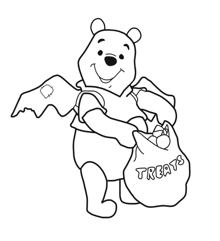 Free Love Quotes Disney Winnie The Pooh Coloring Pages