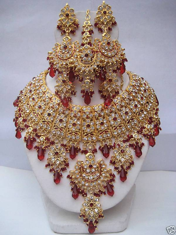 bollywood bridal makeup. Bridal Jewelery and Makeup