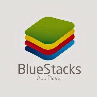 شعار برنامج BlueStacks