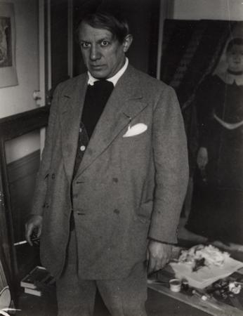 Пабло Пикассо (Brassa)