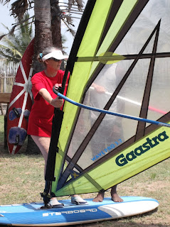 Windsurfing Theorie Sri Lanka
