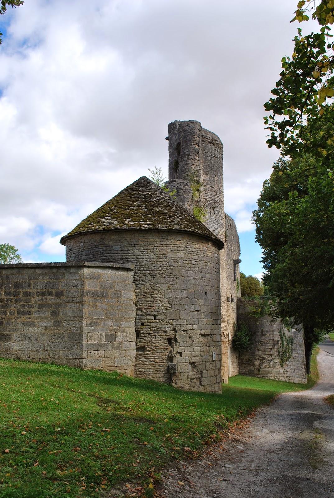 chateau chatillon sur seine