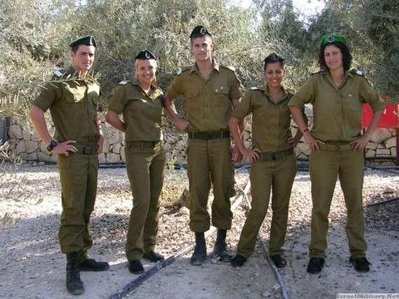 israel+military
