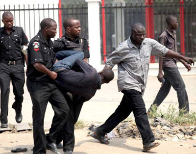 fraudsters arrested in abuja