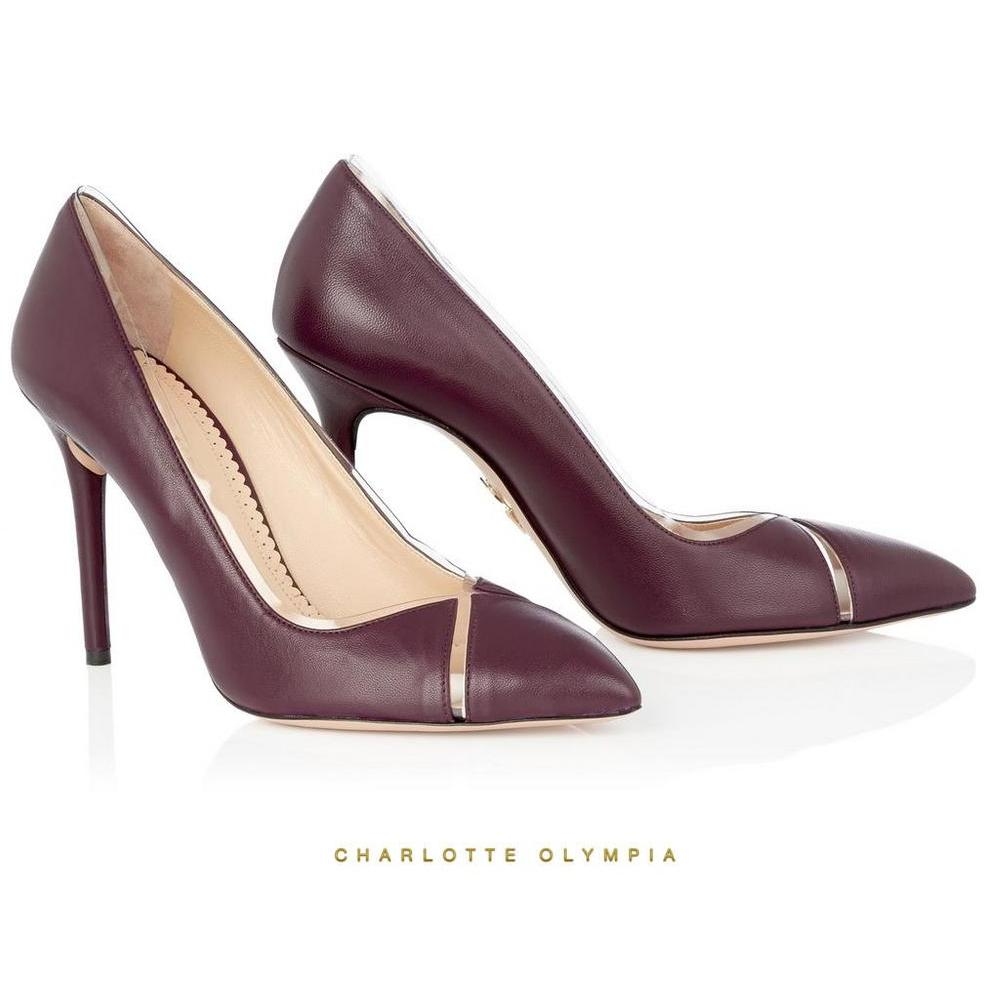 Queen Rania - CHARLOTTE OLYMPIA Pump