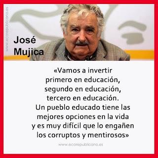 jose mujica presidente uruguay frase