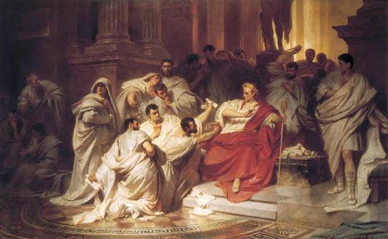 Murder of Julius Caesar