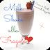 Milk shake alla Fragola