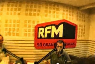 RFM faz música sem piada sobre Jorge Jesus