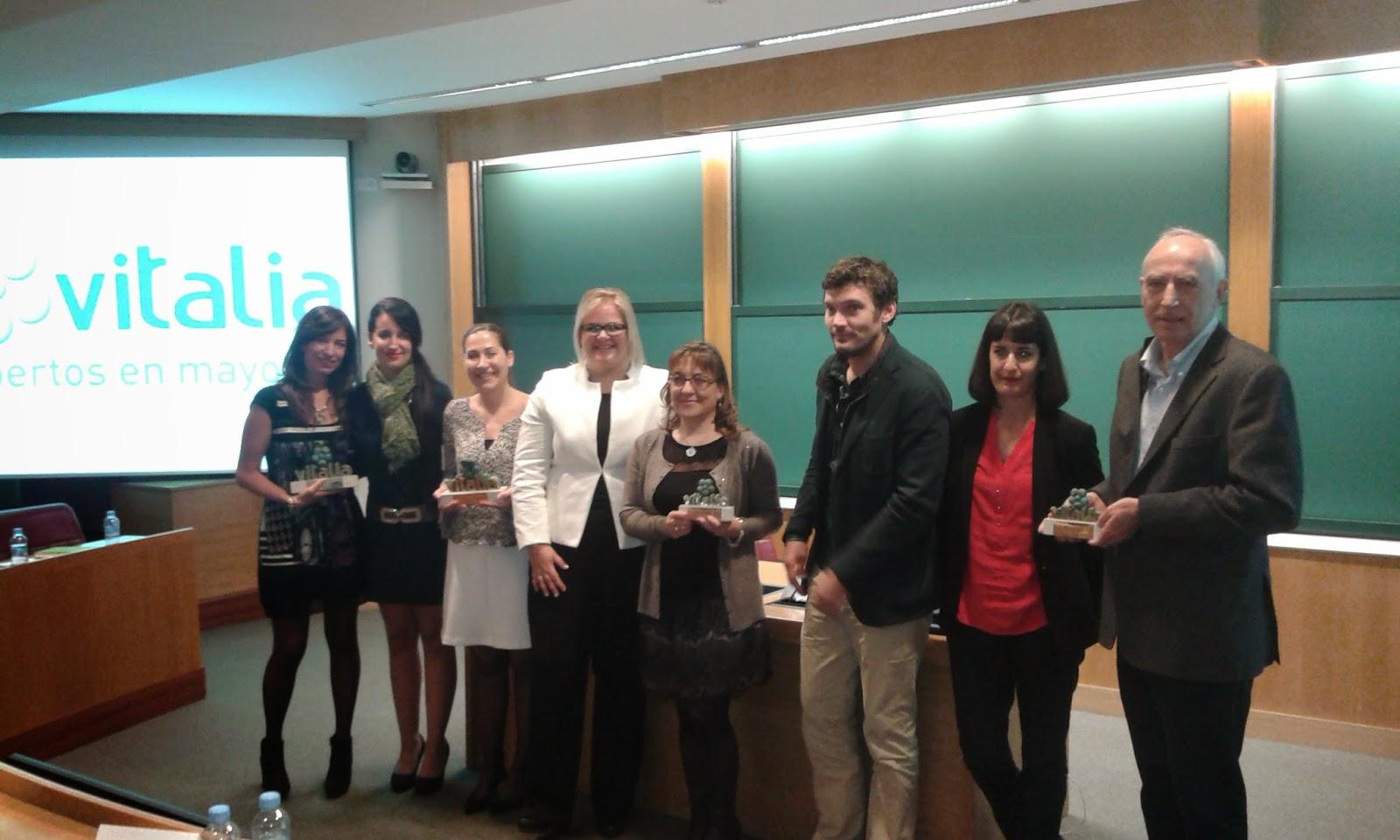 Premios Vitalia, Vitalia Alcalá de Henares, Premio a la Excelencia
