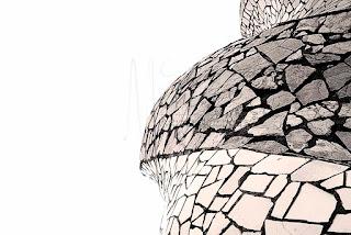 Los Colosos de Gaudí VI, 2012.Mcchueco