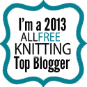 AllFreeKnitting Top Blogger