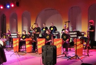 rommy+baker Rommy Baker Orchestra   Big Band Swing Concerts   11.März 2012 in Calpe