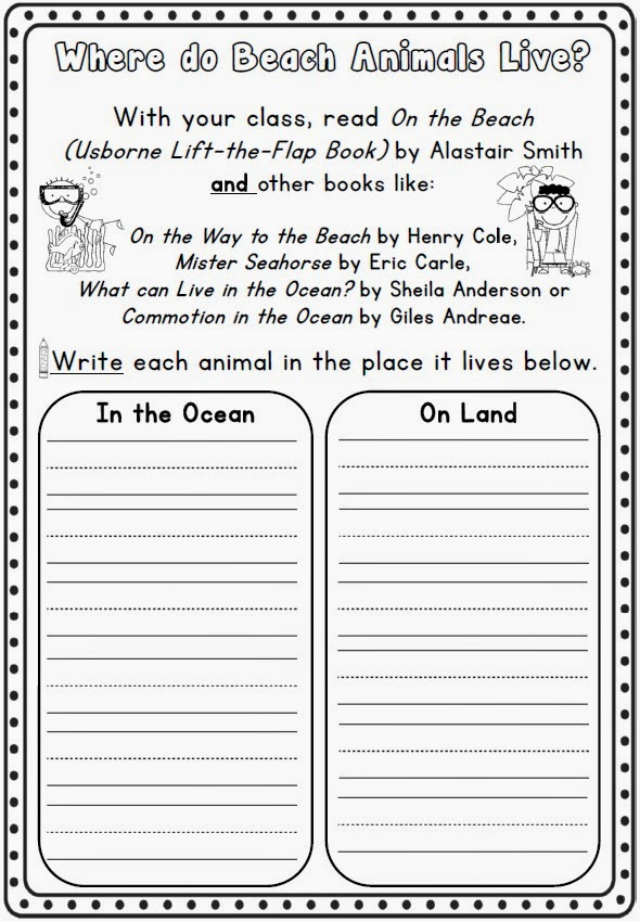 free kindergarten printables for teachers and parents handwriting ...