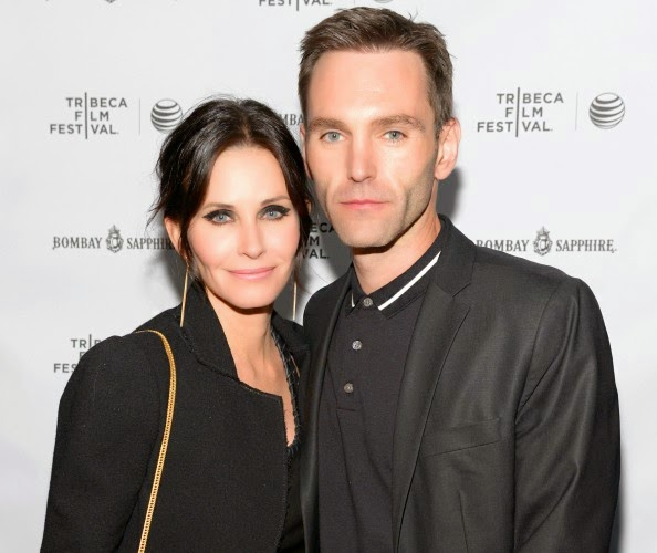 50-year-old Courteney Cox secretly married