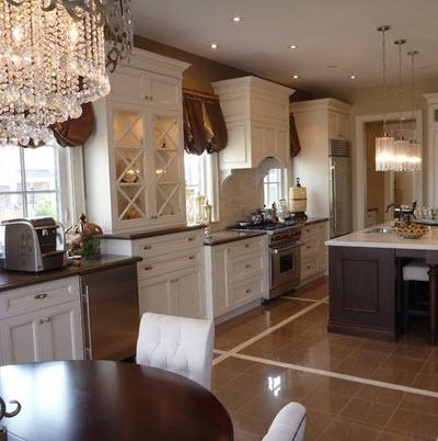 Dise os y tipos de pisos para cocina para que elijas el for Loseta para cocina