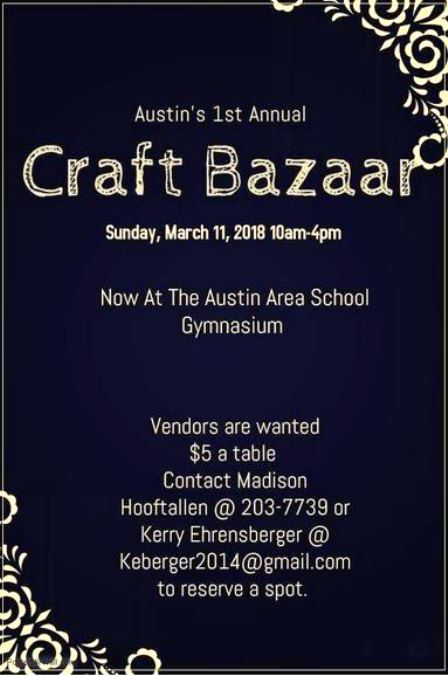 3-11 Craft Bazaar In Austin