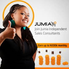 Become a Jumia Sale Consultant