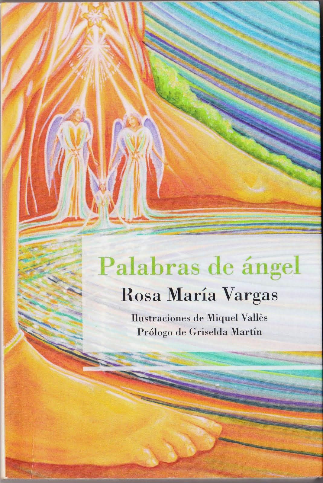 Llibres publicats pels integrants de MONTJUÏC POÈTIC:                             Rosa Maria Vargas