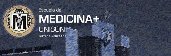Escuela de Medicina + UNISON