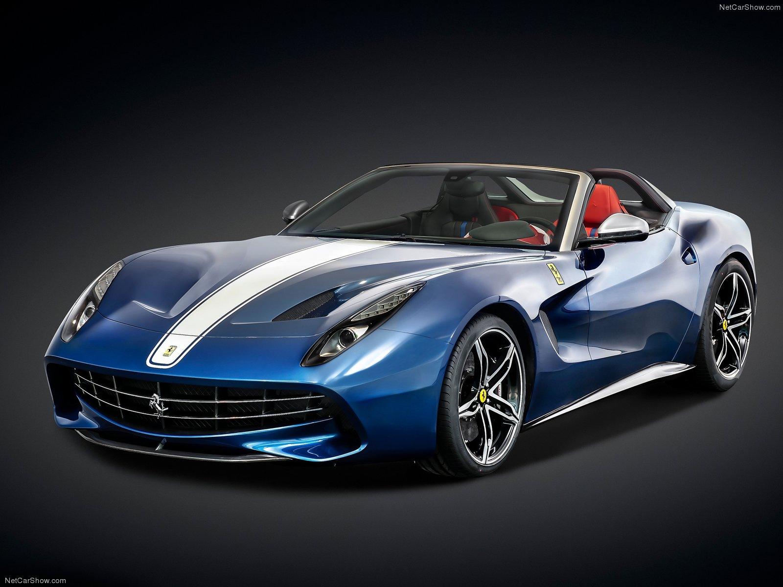 Hình ảnh siêu xe Ferrari F60America 2015 & nội ngoại thất