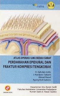 Atlas Operasi Bedah Saraf Pendarahan Epidural dan Fraktur Kompresi Otak