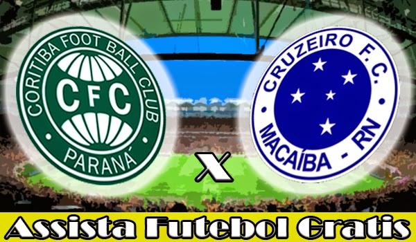 Assistir Coritiba x Cruzeiro ao VIVO 24/09/2014