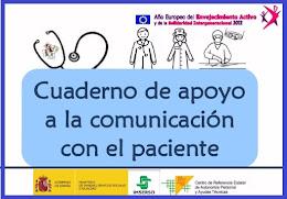 Cuaderno de Comunicación para el paciente