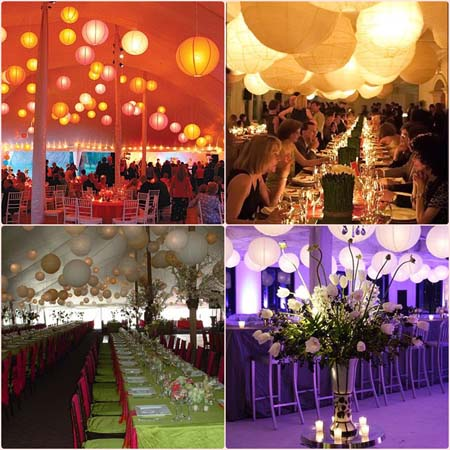 2011 cheap wedding reception ideas