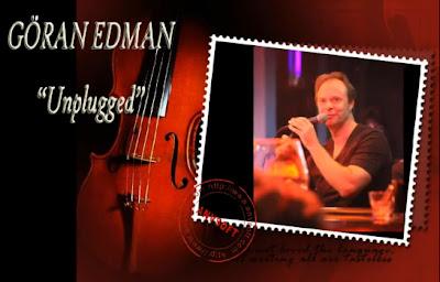 Göran Edman-Unplugged-carátula frontal