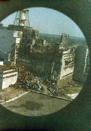 Chernobyl Fallout 30