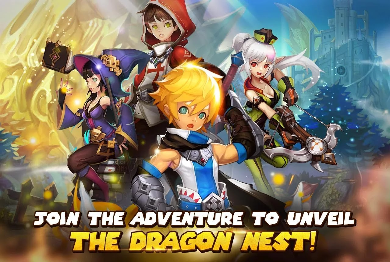 Download Dragon Nest Labyrinth apk for Android