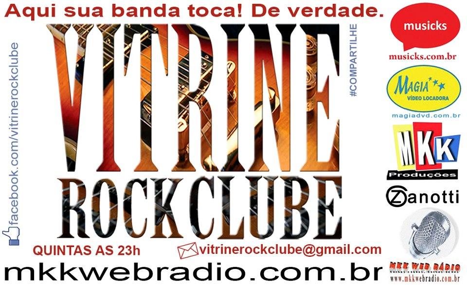 VITRINE ROCK CLUBE