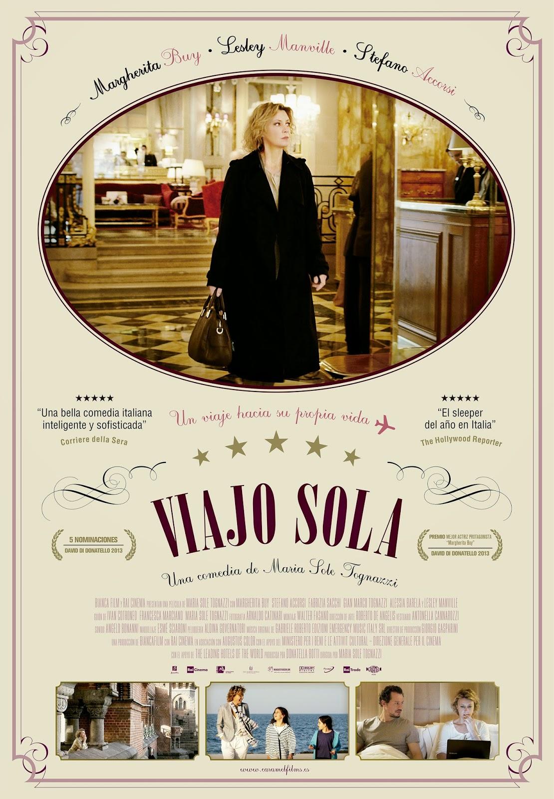 Viajo Sola (Viaggio Sola) (2013)