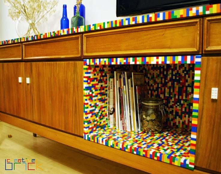 amenajari, interioare, decoratiuni, decor, design interior, mobilier din piese lego